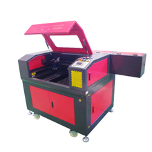 CO2 Laser Engraver And Cutter 600x400mm RF-6040-CO2-50W 60W 80W 100W