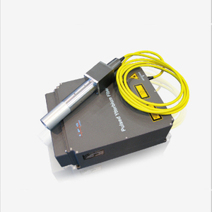 IPG Pulsed MOPA 20W Fiber Laser Source for Galvo Fiber Laser Marking Machine