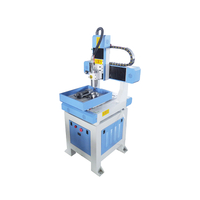 Metal CNC Router Machine